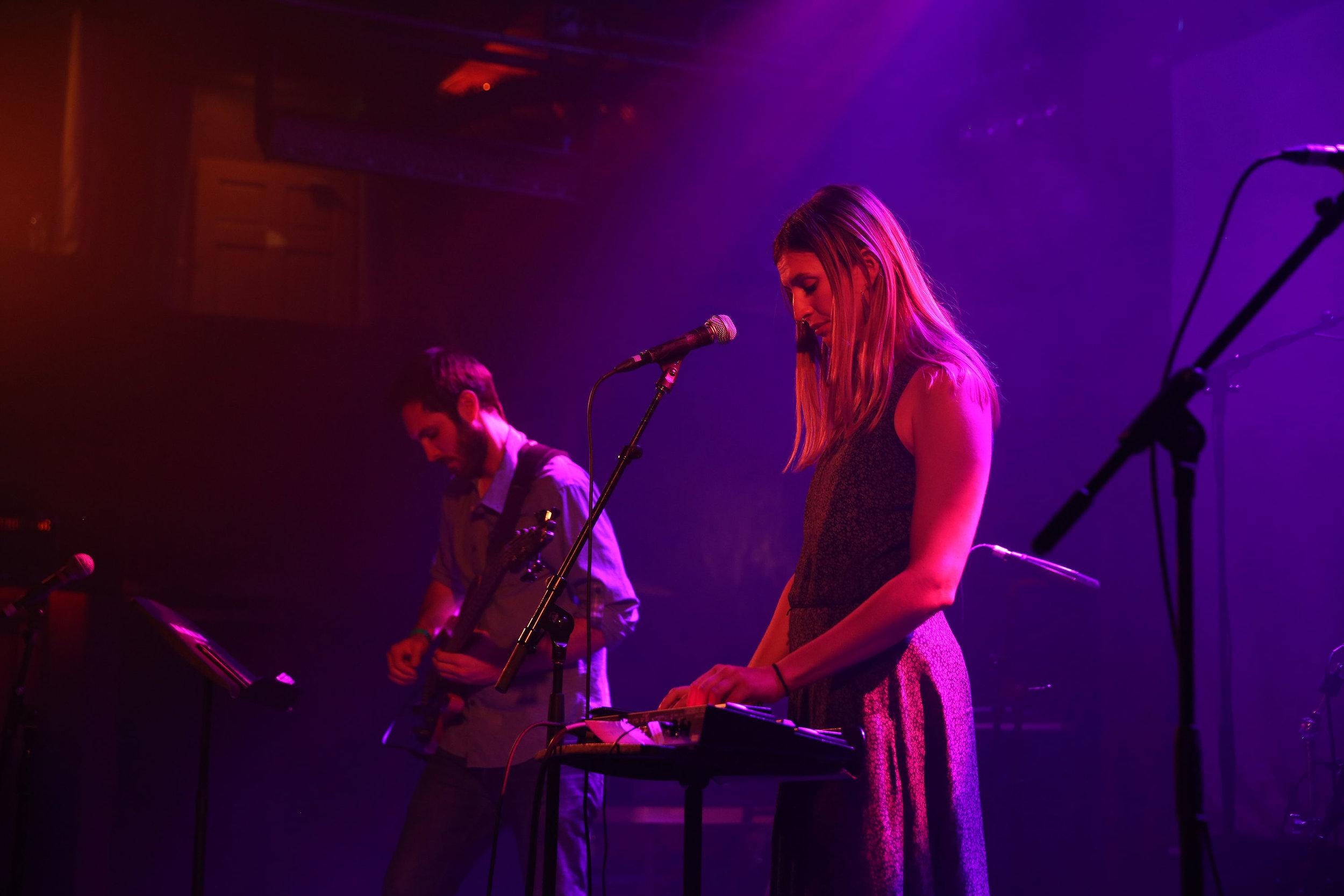 The Troubadour. Photo Steven Gans.