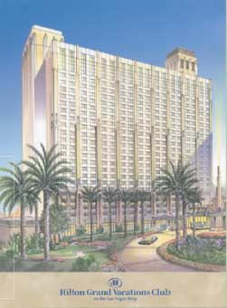 The   Hilton Grand Vacation Club Las Vegas