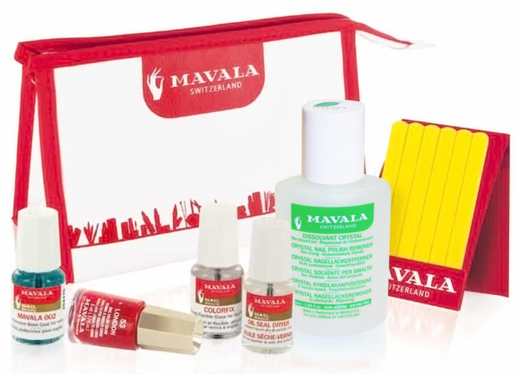 Swiss Manicure Set