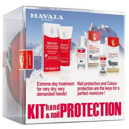 Hand & Nail Protection kit