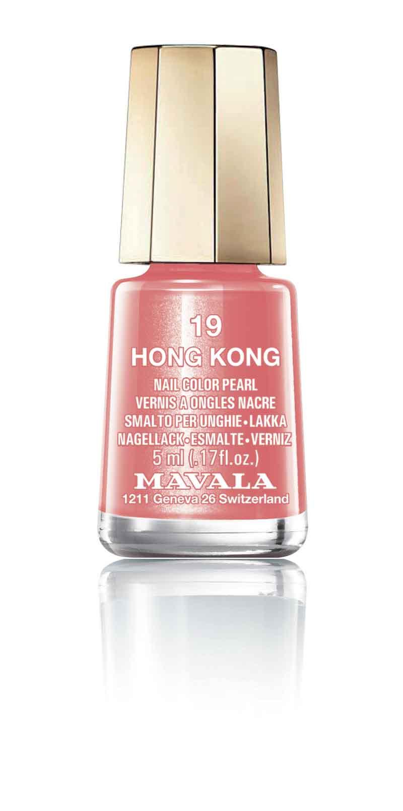 19 HONG KONG*