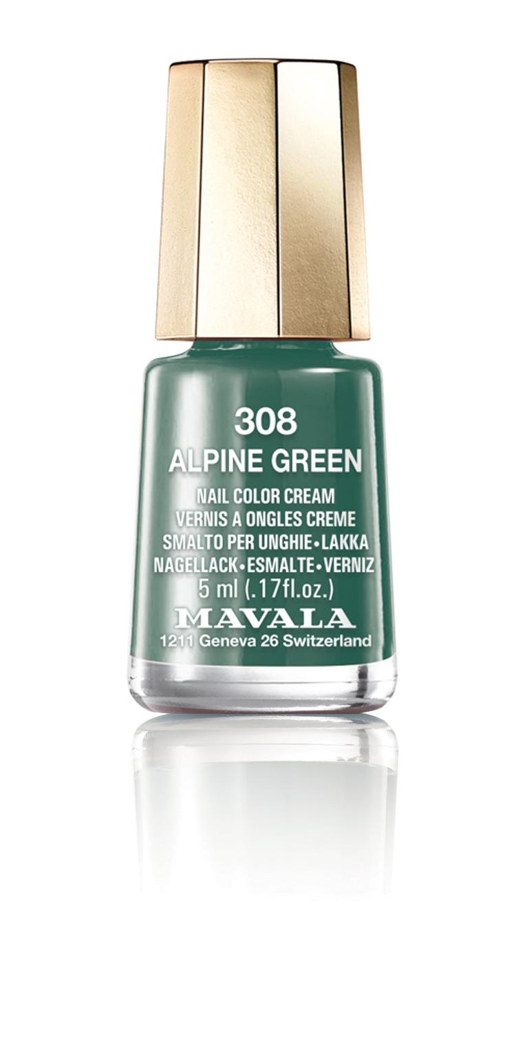 308 ALPINE GREEN