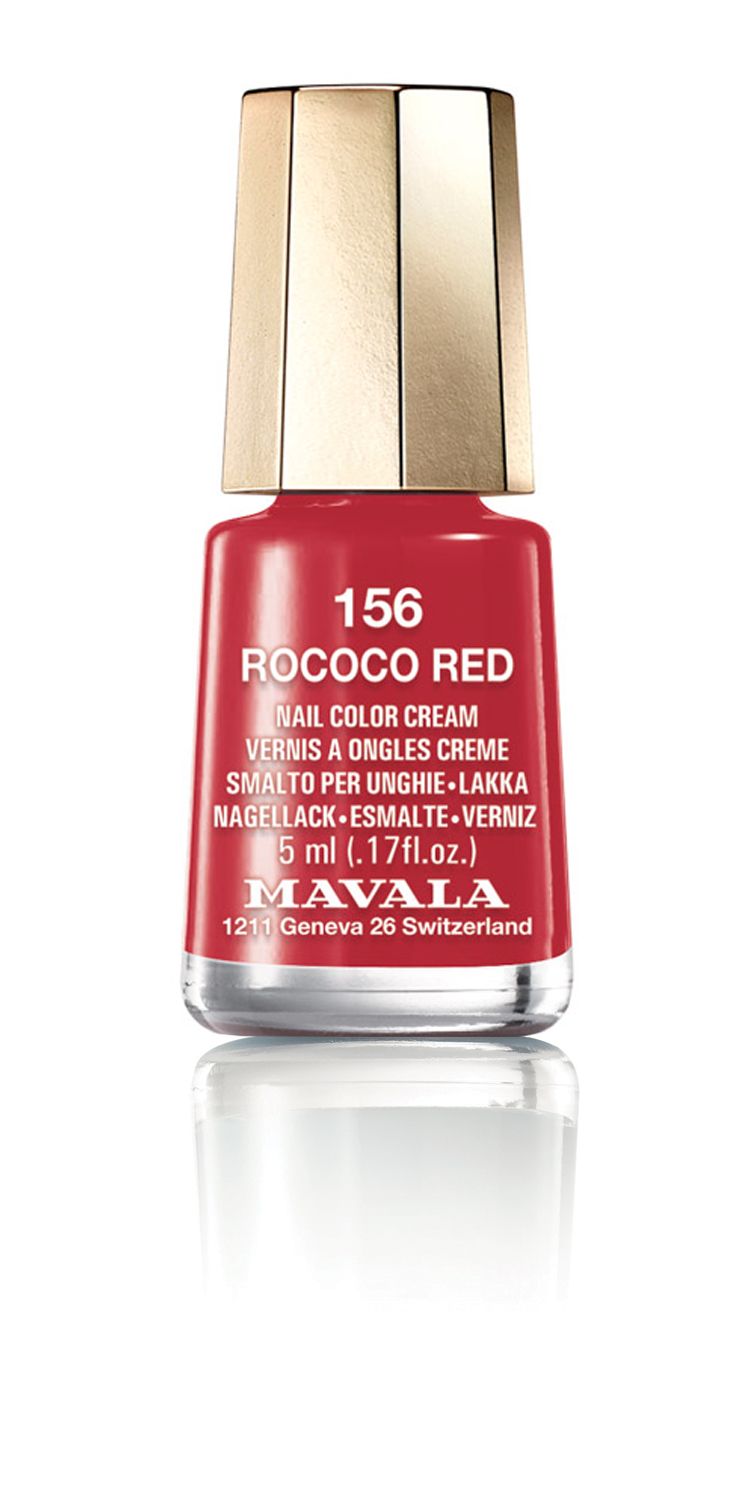 156 ROCOCO RED
