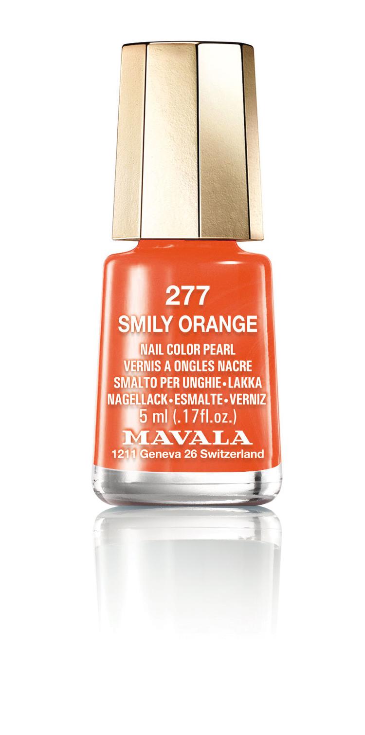 277 SMILY ORANGE*
