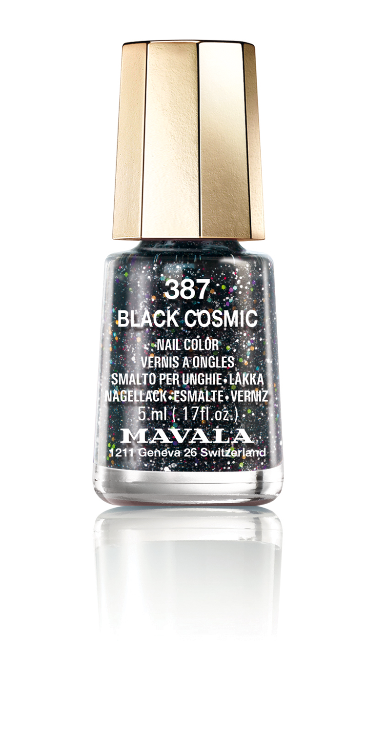 387 BLACK COSMIC
