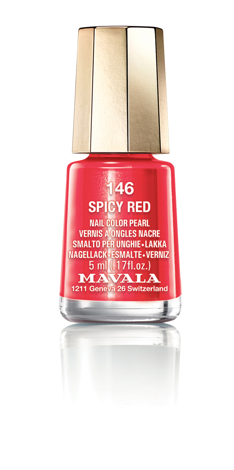 146 SPICY RED*