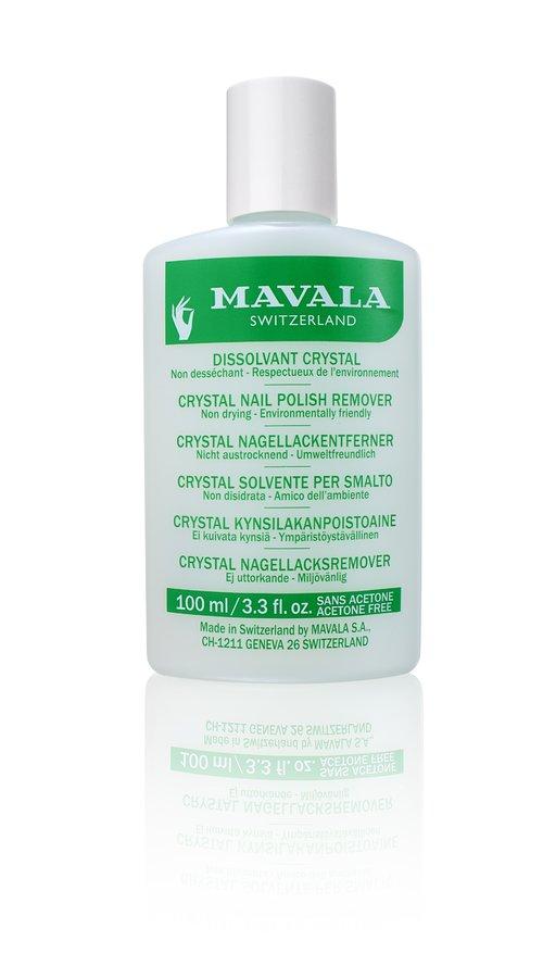 Crystal Nail Polish Remover Mavala Switzerland
