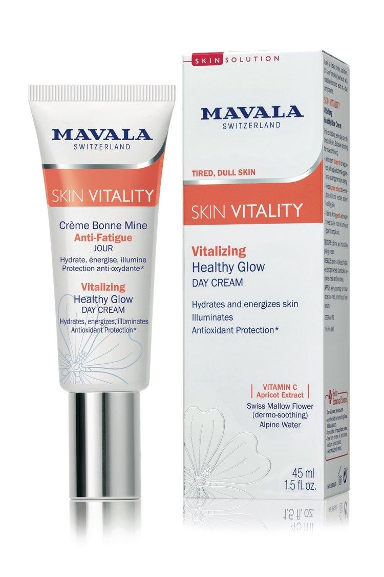 Skin Vitality Healthy Glow Cream