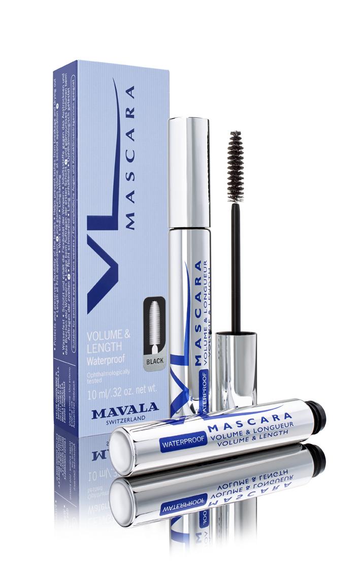 VL Waterproof Mascara