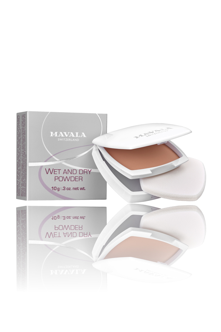 Wet and Dry Pressed Powder