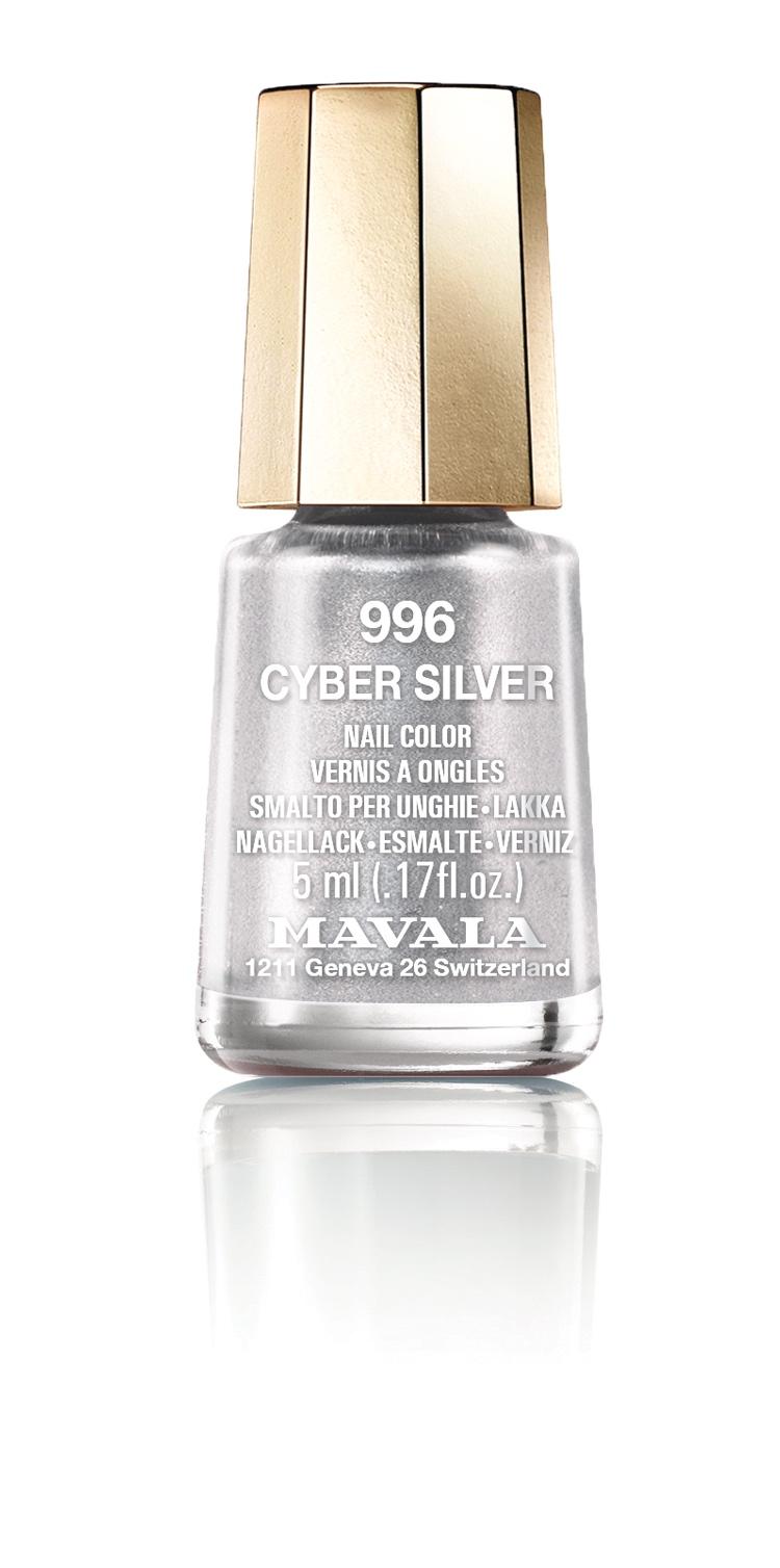 996 CYBER SILVER