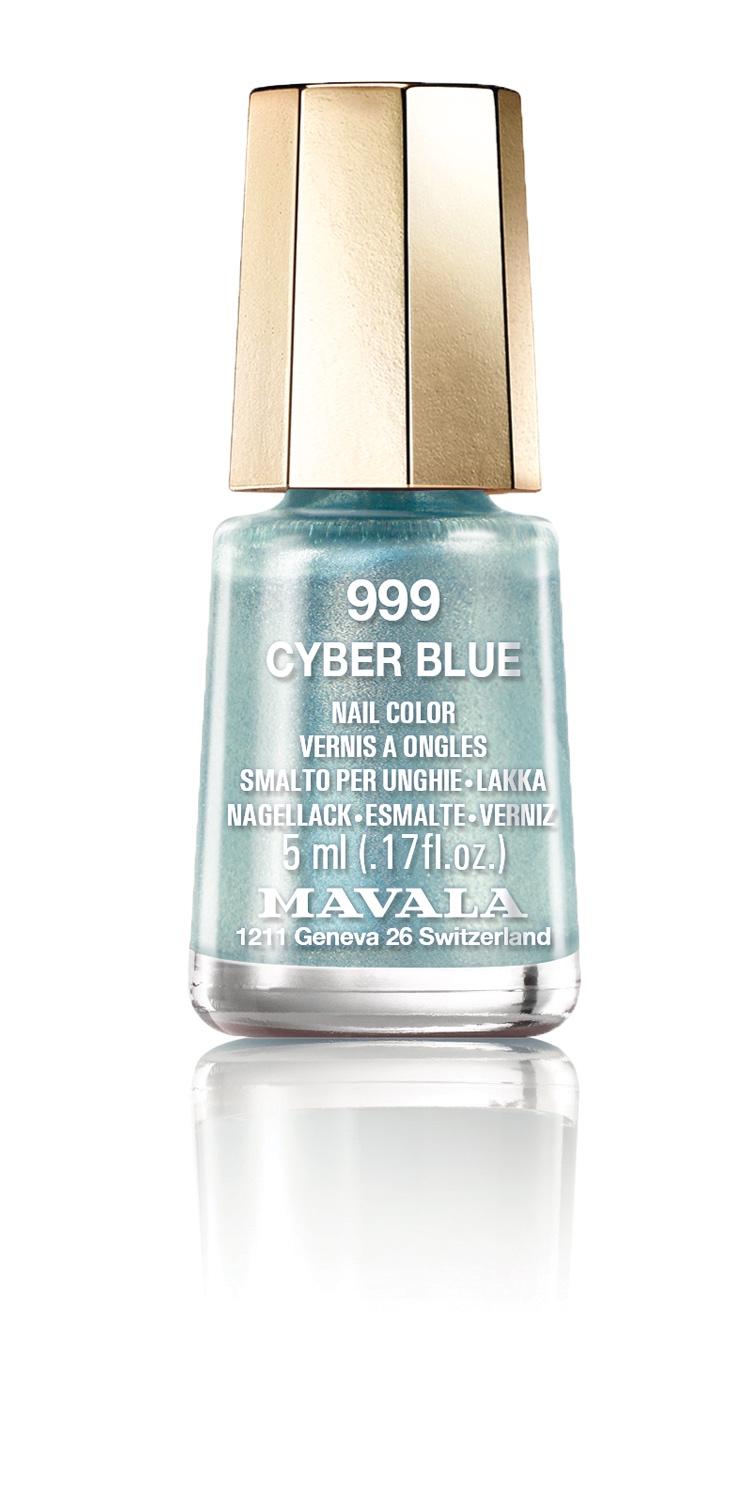 999 CYBER BLUE