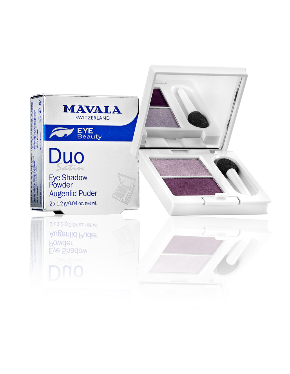 Duo Eye Shadow Powder
