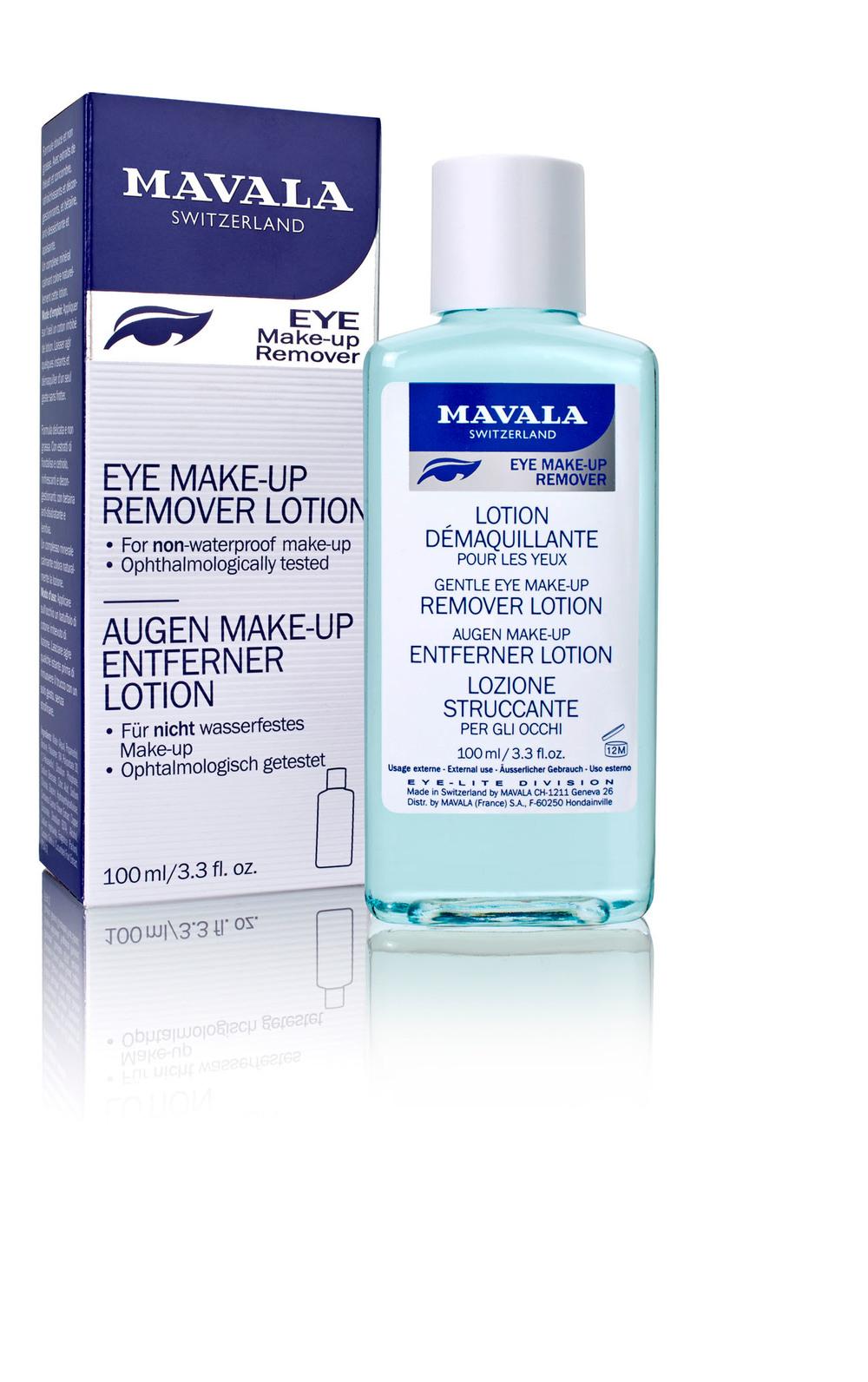 Eye Makeup Remover Lotion