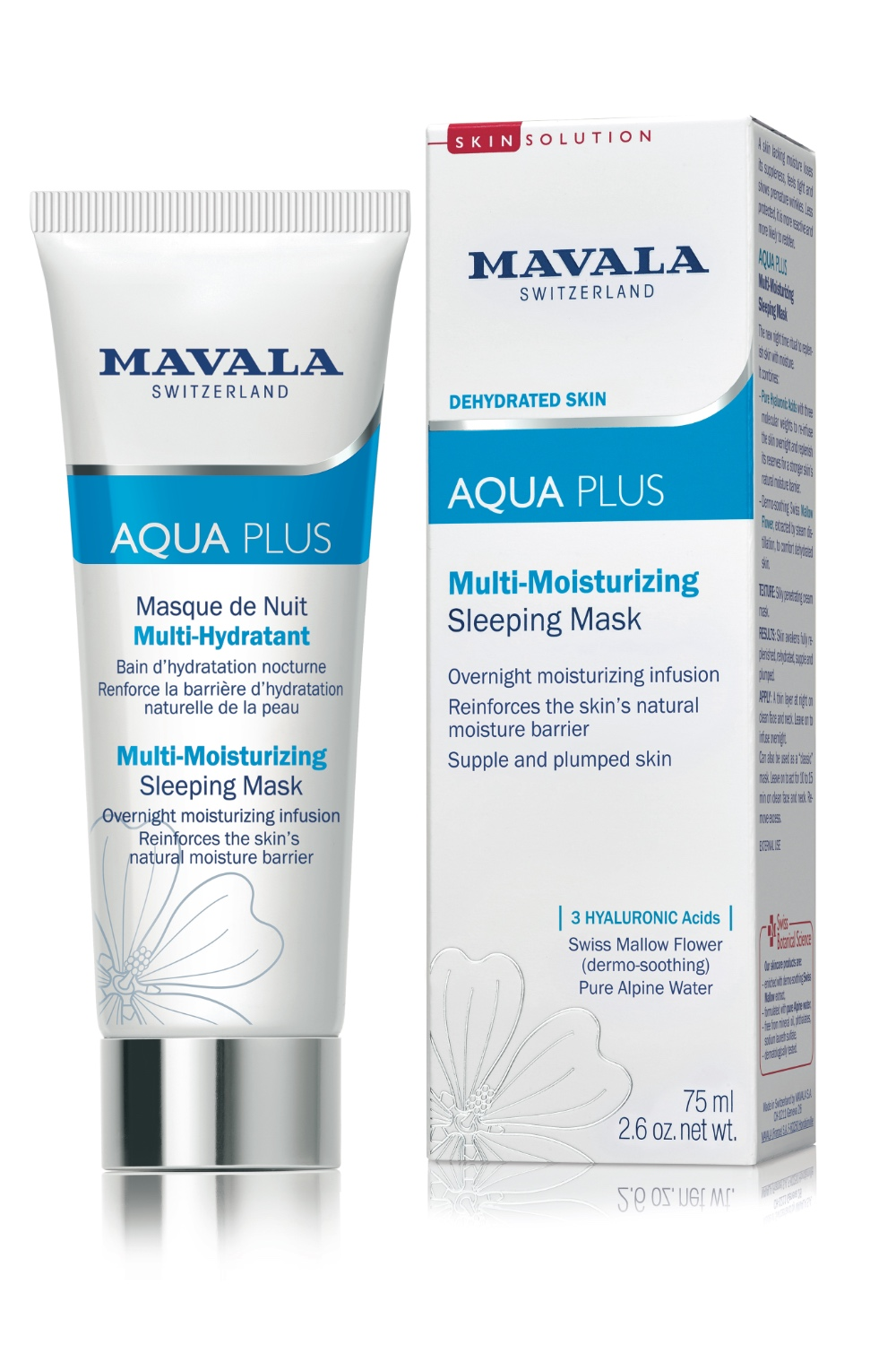 Moisturising Night Mask
