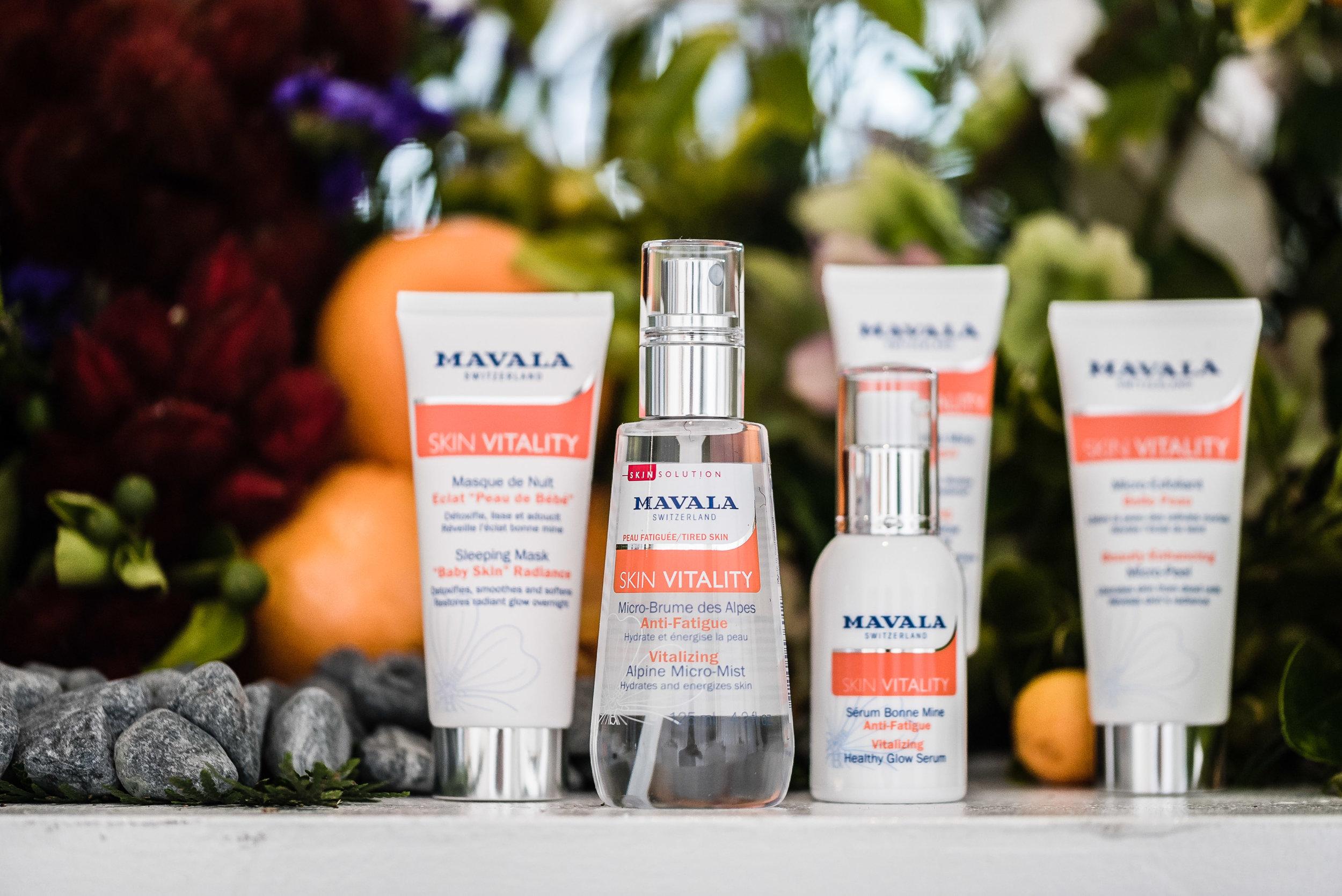 Mavala Skincare