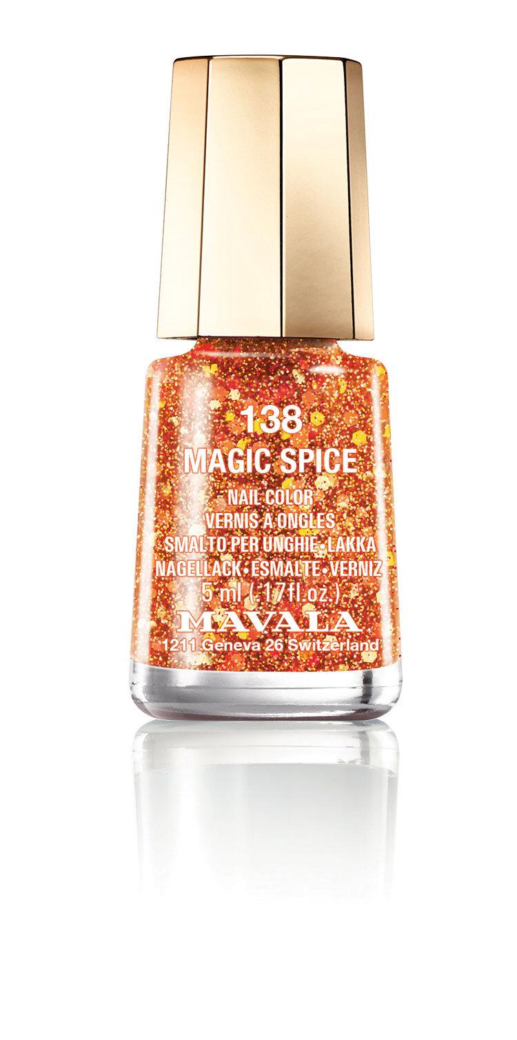 138 MAGIC SPICE