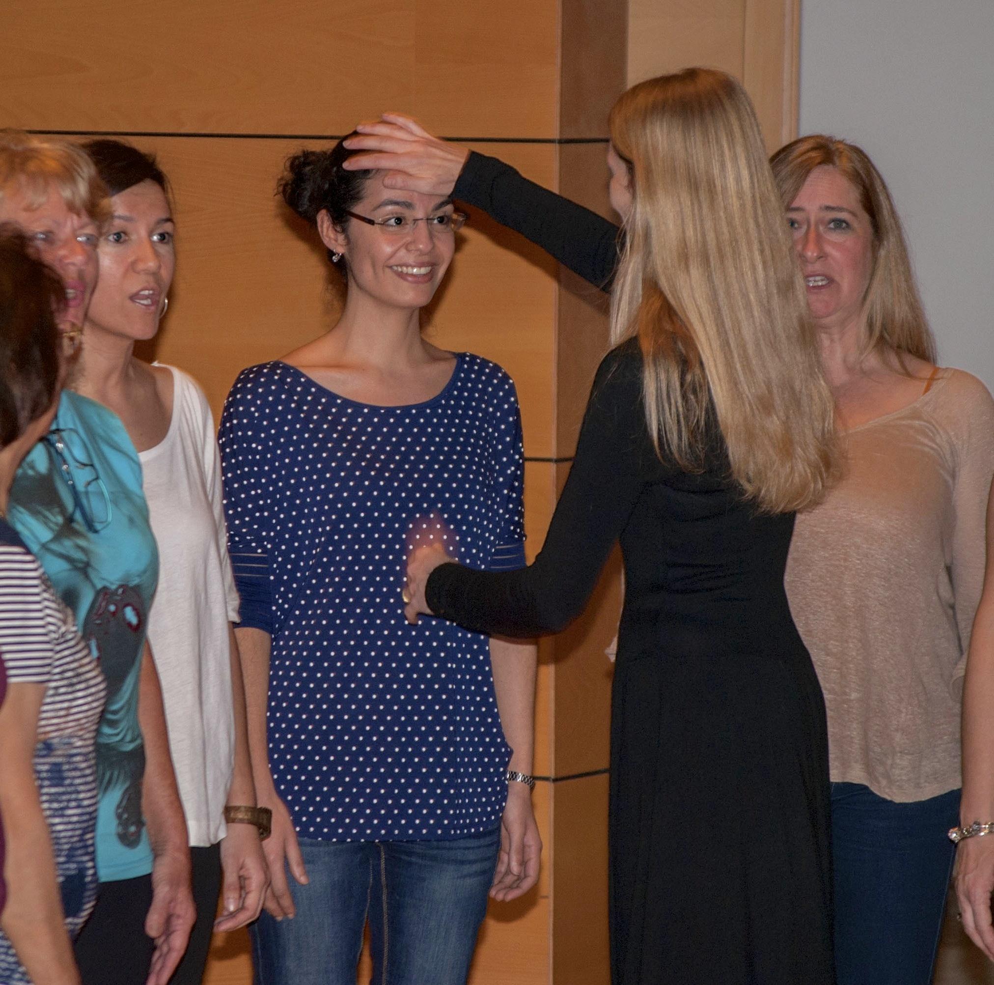 Choral workshop in Gran Canaria 2014