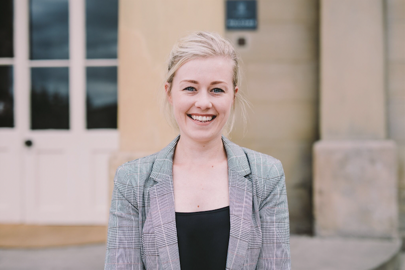 Meet The Team - Hannah, Our Weddings & Events Manager