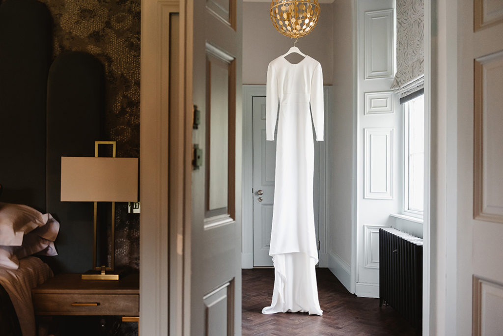A Closer Look - Saltmarshe Hall's New Bridal Suite