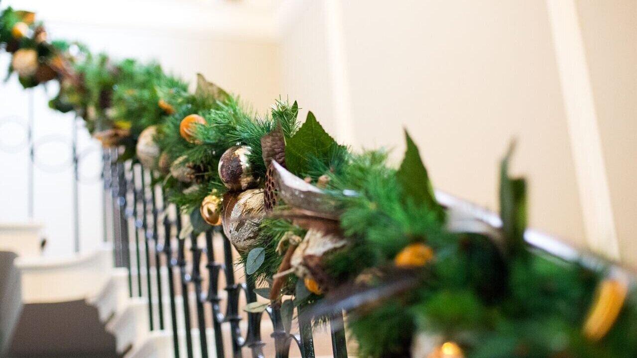 Christmas at Saltmarshe Hall