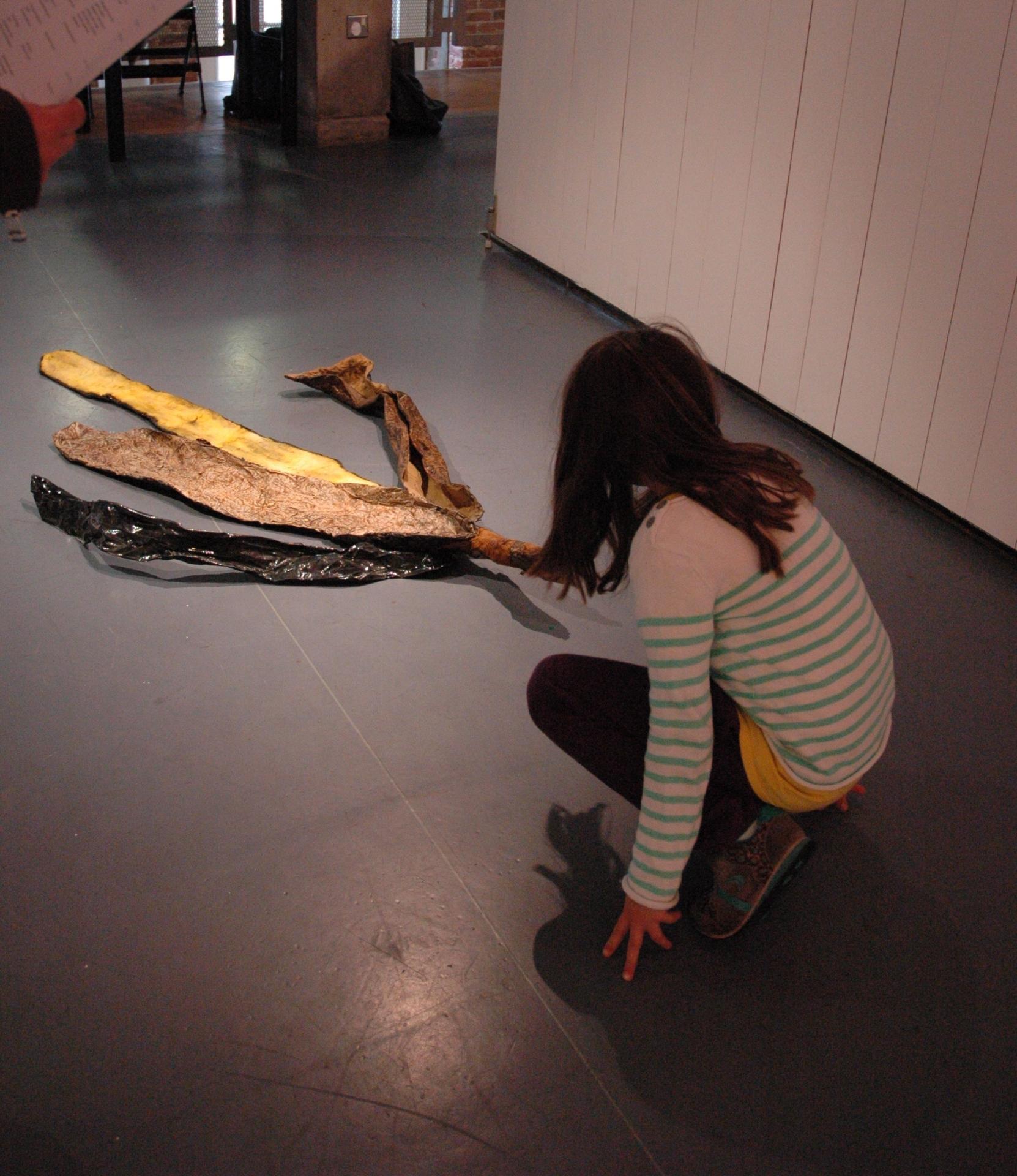 Untitled (Bananaskin), 2013,Sam Keogh