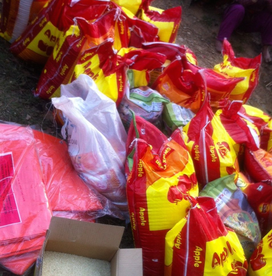 Bags of food from May11th Distribution.jpg