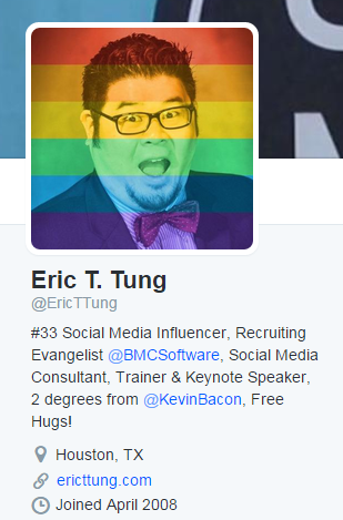 Eric T. Tung on Twitter