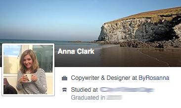 Personal Facebook Profile optimisation