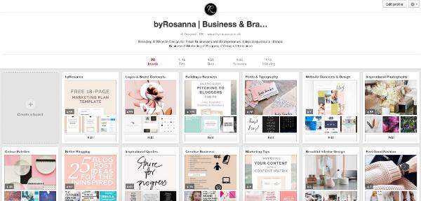 byRosanna Pinterest boards