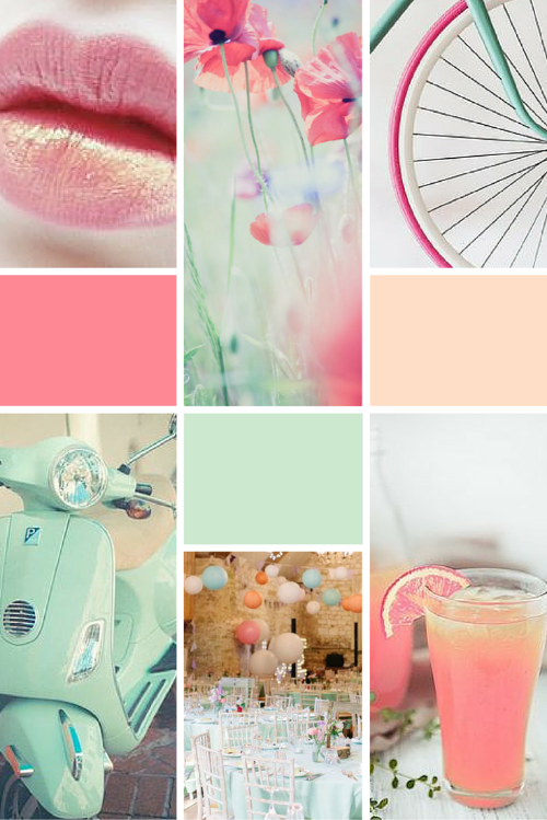 Midweek Moodboard #1 - Dreams of Spring