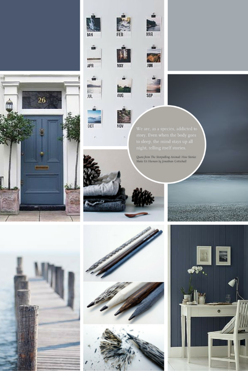 Sole Trader Services Moodboard