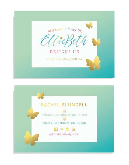 EllieBeth Business Cards