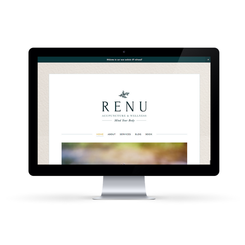 ReNu Website (byRosanna)
