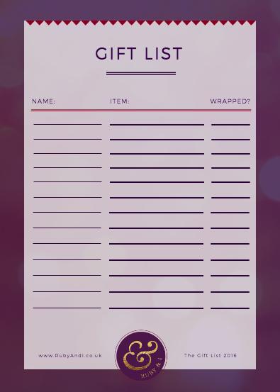 Ruby & I Design | byRosanna