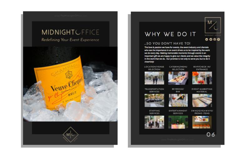 MO Sales Kit Design | byRosanna