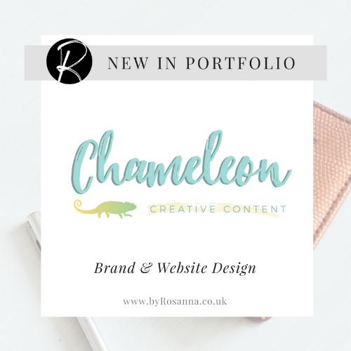 Chameleon Creative Content Branding | byRosanna