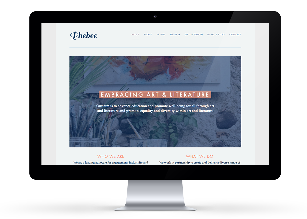 Phebee Website