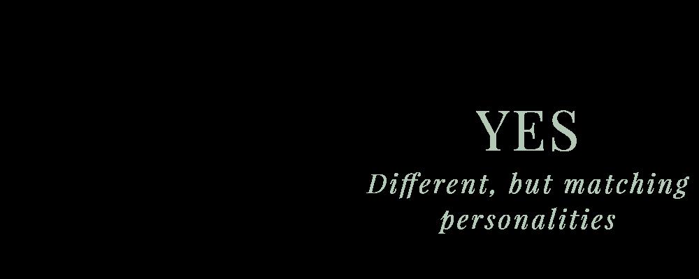 Good font pair