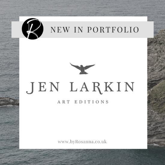Brand Design for Jen Larkin