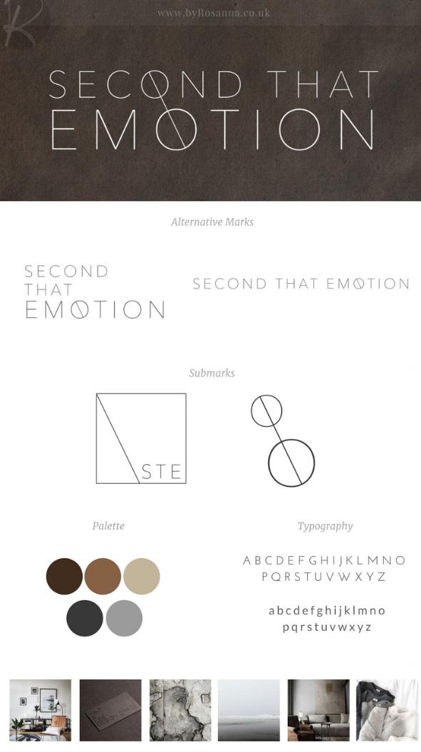 Brand Concept Board