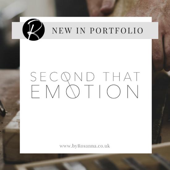 New in design portfolio