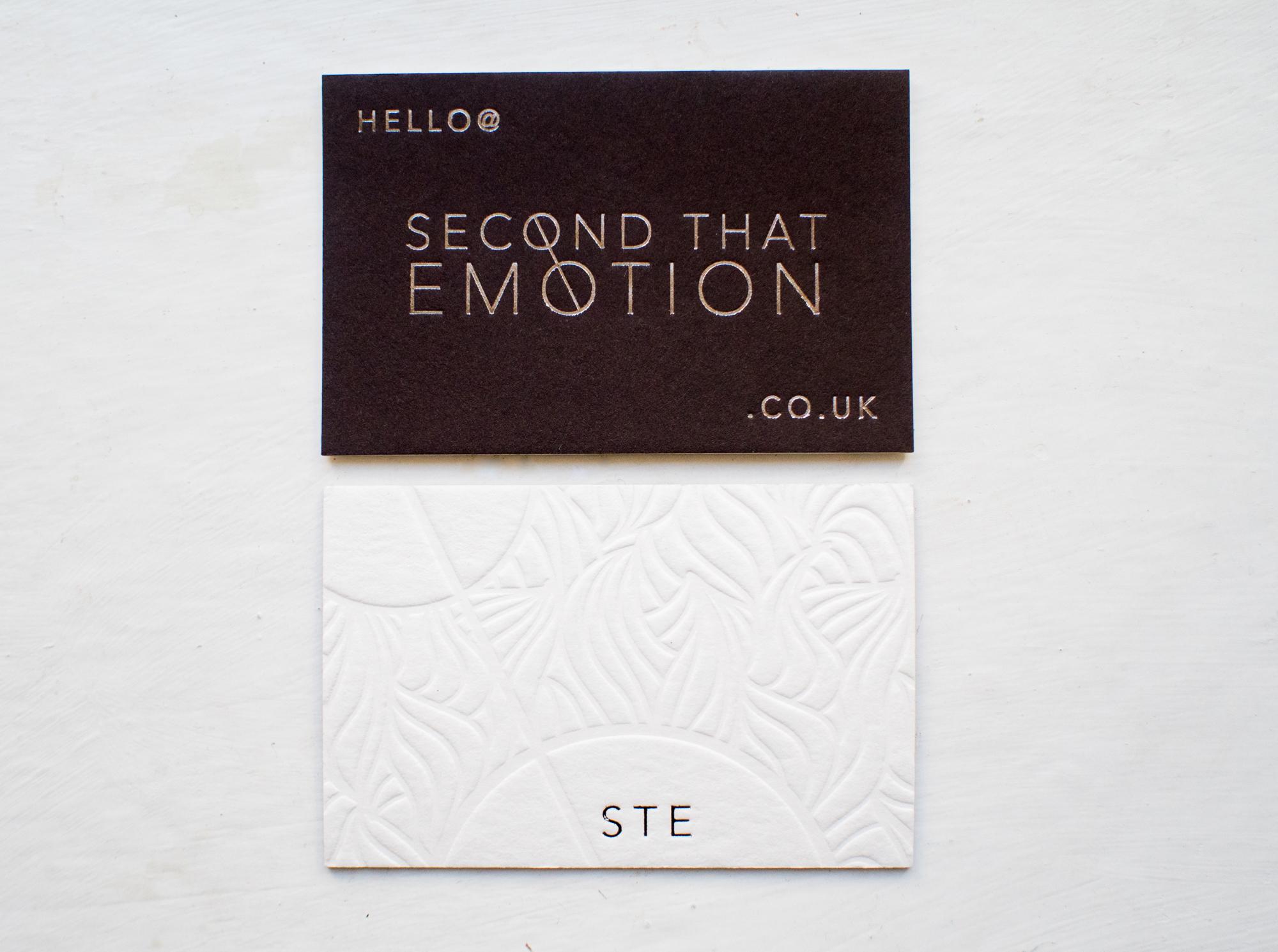 Business card design byRosanna
