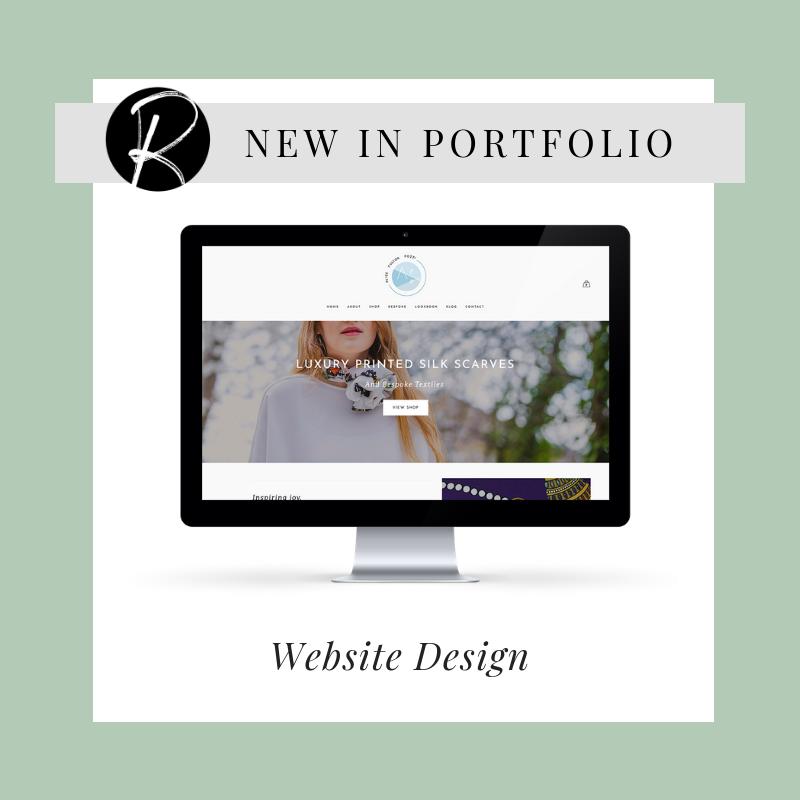 Alice Fulton Pozzi Website Design