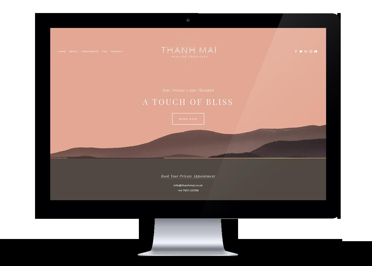 Thanh Mai website