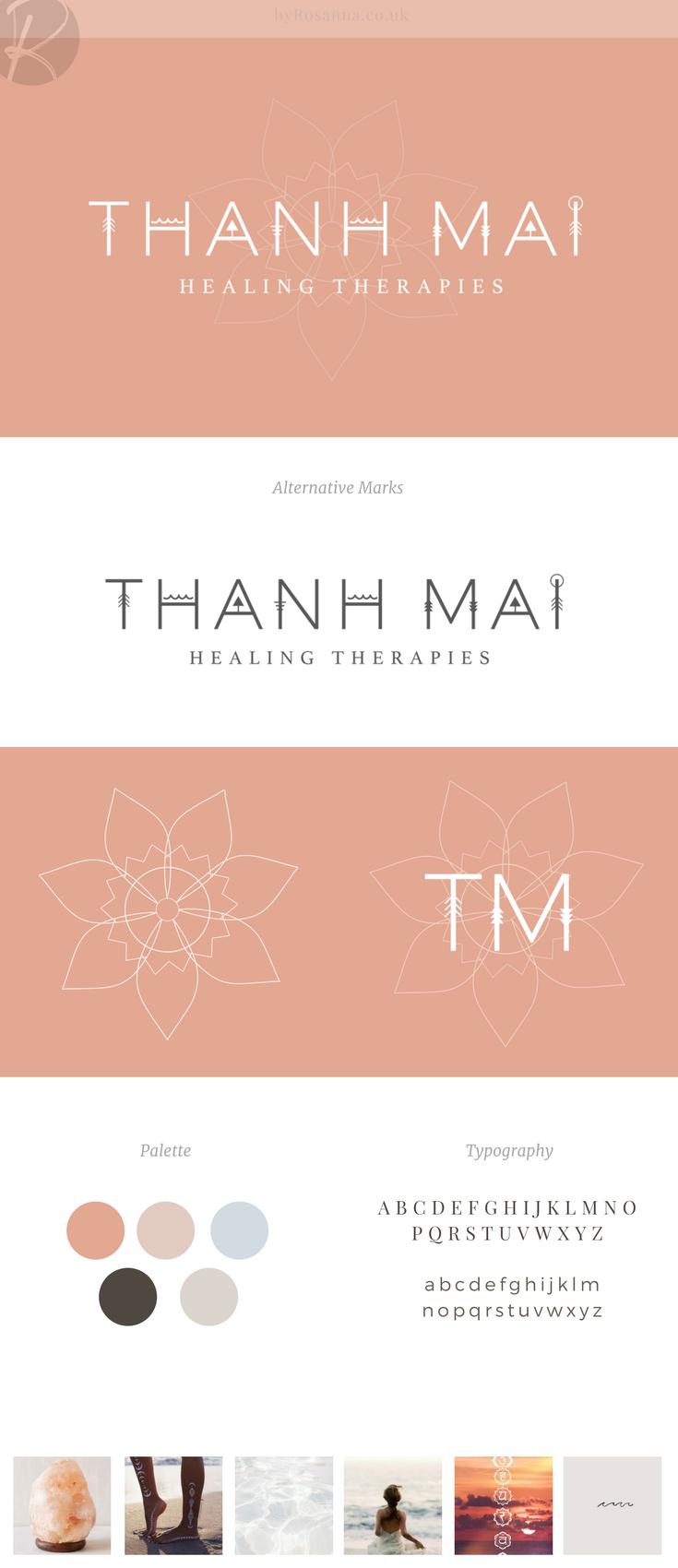 Therapies brand design