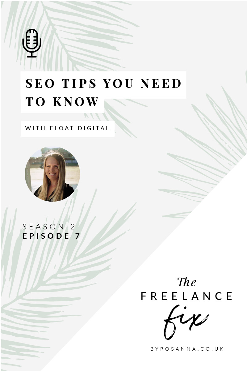SEO Tips you need to know - advice from an SEO expert! #seotips