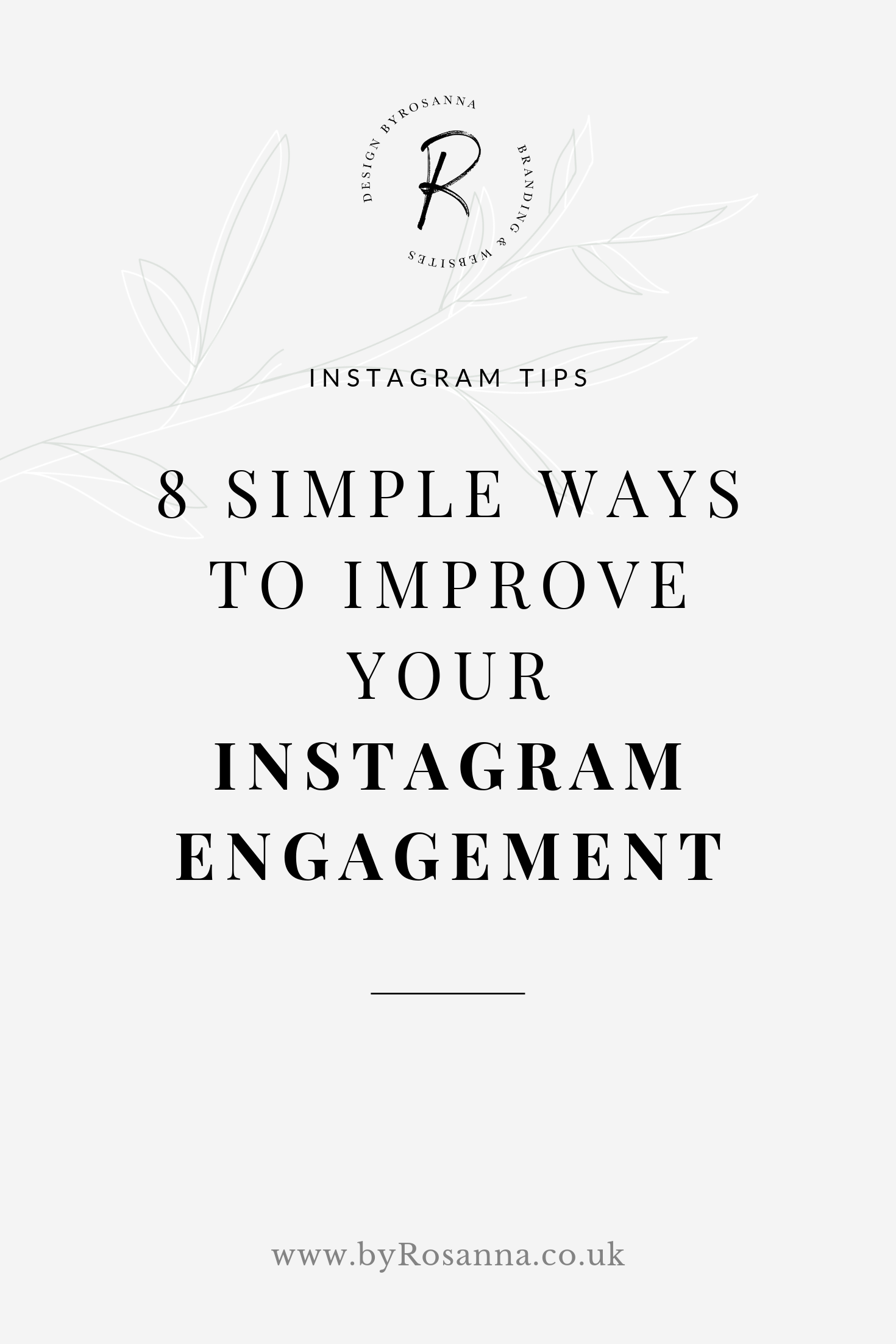 Improve your Instagram Engagement with these simple steps | #InstagramMarketing #InstagramTips #InstagramEngagement #InstagramStories