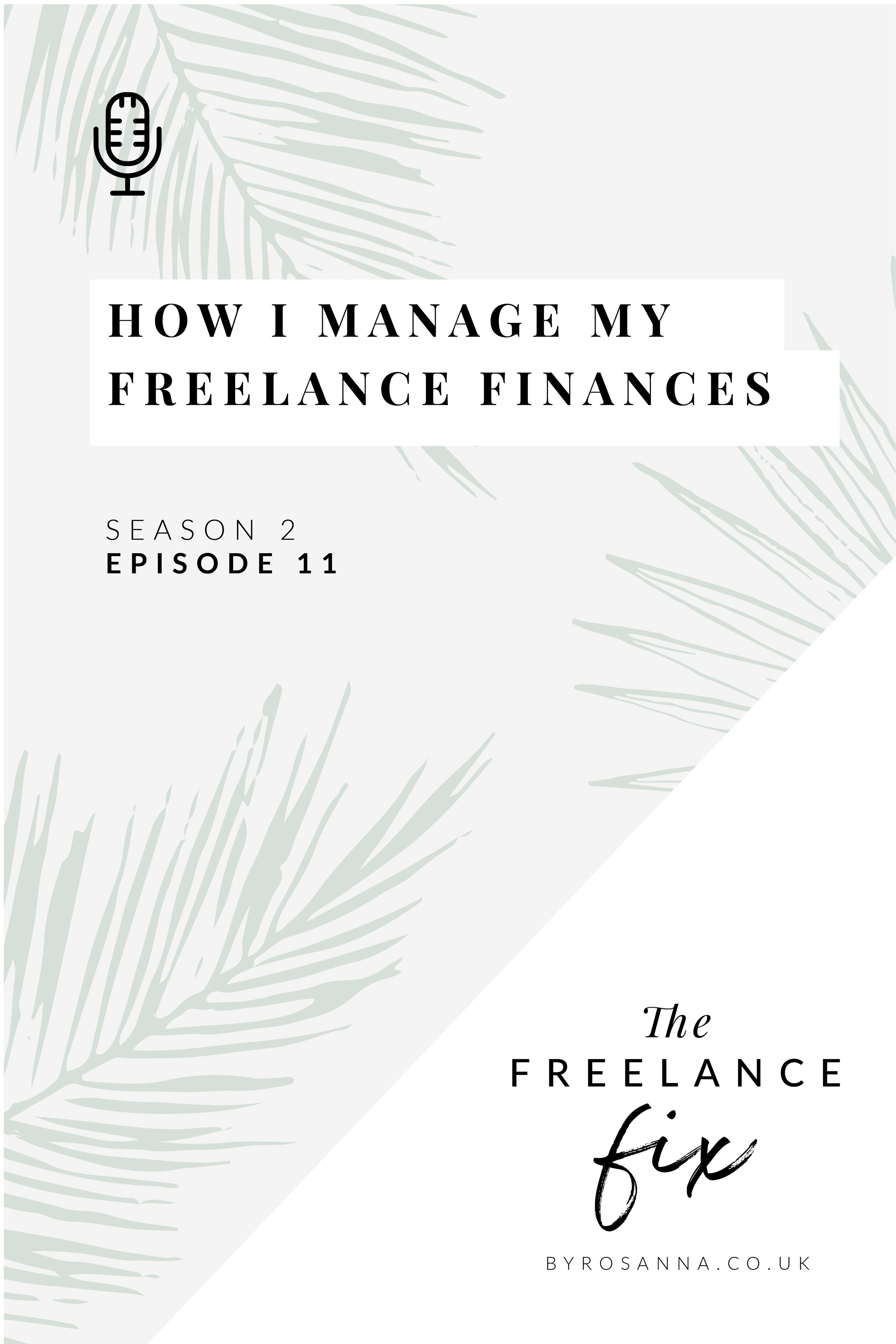 How I manage my freelance finances (plus my story of how business accounts used to freak me out!) #freelancelife #businessaccounting
