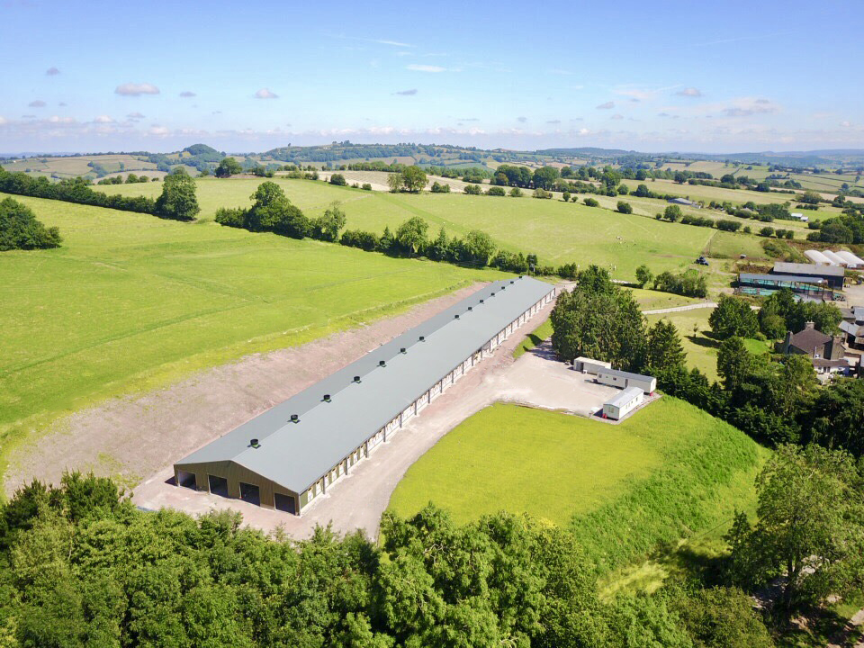 LAYER PROJECT    Hereford, England   In 2017, JF McKenna completed the fit out of two 16k aviary unit in Hereford, England.